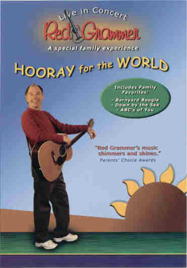 Hooray For The World DVD