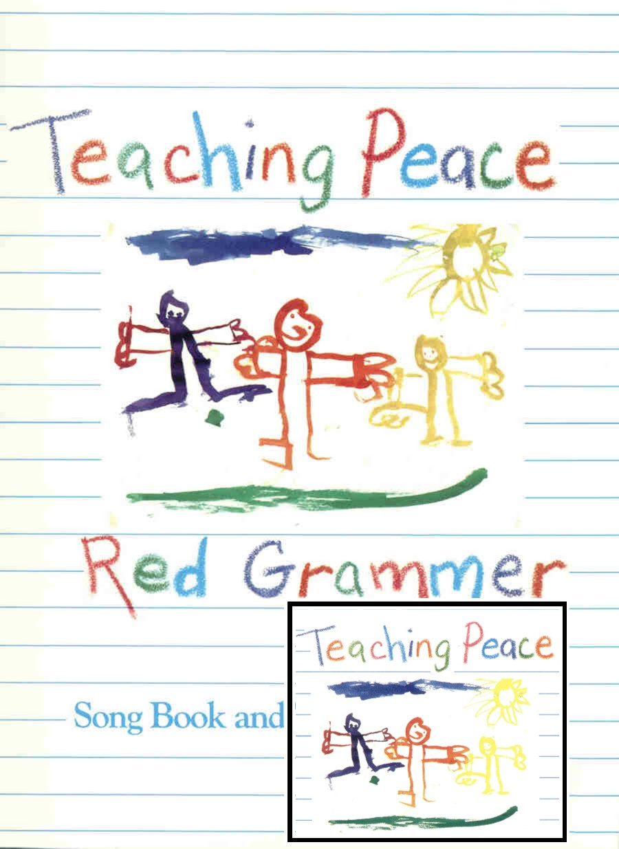 Combo Teaching Peace Songbook with recording